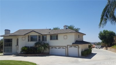 Riverside Single Family Home For Sale: 16875 Orangecrest Court