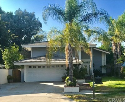 Anaheim Hills Single Family Home For Sale: 6121 E Camino Manzano