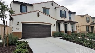 Perris Single Family Home For Sale: 2225 Reclusa Street