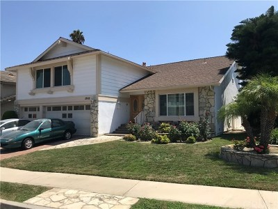 Laguna Niguel Single Family Home For Sale: 29152 Bobolink Drive