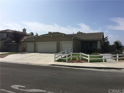 Eastvale Single Family Home For Sale: 13593 Gray Hawk Court