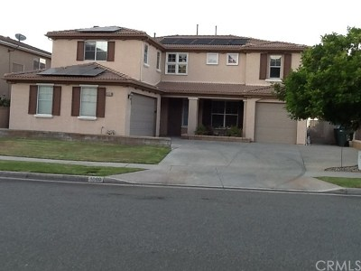 Corona Single Family Home For Sale: 1069 Stanislaus Drive