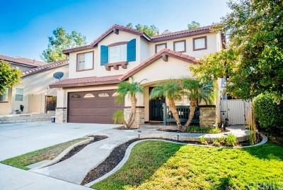 Corona Single Family Home For Sale: 142 Tamarack Drive