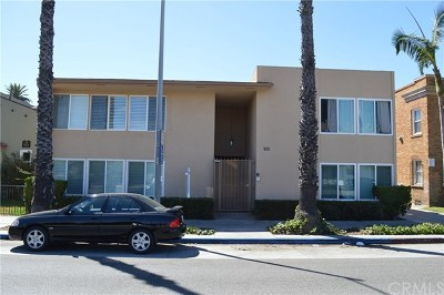 Long Beach Condo/Townhouse For Sale: 921 Pacific Avenue #9