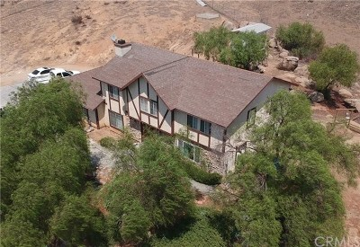 Norco Single Family Home Active Under Contract: 1977 Hillside Avenue