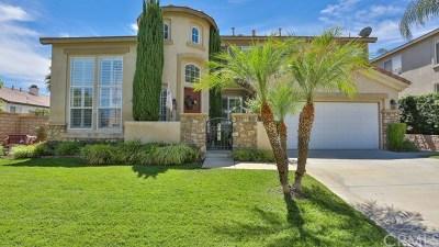 Corona Single Family Home For Sale: 1650 Spyglass Drive