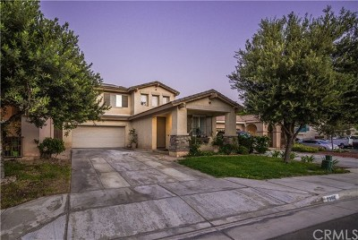 Perris Single Family Home For Sale: 3906 Albillo Loop