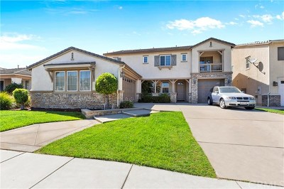 Eastvale Single Family Home For Sale: 7931 Slate Creek Road