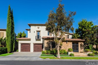 Irvine Single Family Home For Sale: 43 Balcony