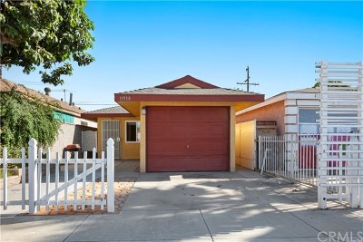 Artesia Single Family Home Active Under Contract: 11918 166th Street