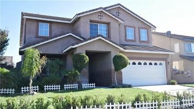Fontana Single Family Home For Sale: 15559 Faith Street