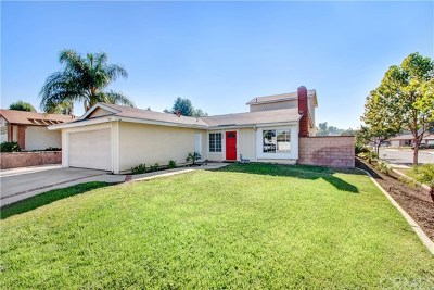 Chino Hills Single Family Home For Sale: 15636 Aqueduct Lane