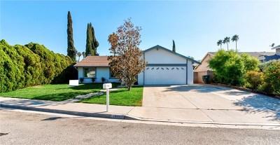 Corona Single Family Home For Sale: 1130 Rose Circle
