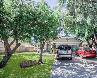 Calimesa Single Family Home For Sale: 1054 Sundar Drive