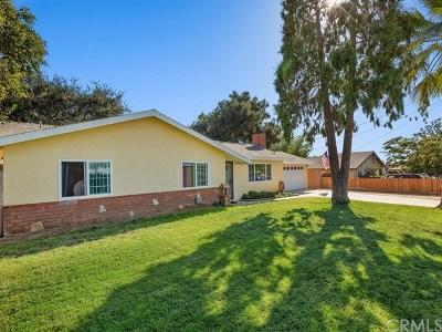 Yucaipa Single Family Home For Sale: 33783 Eureka Street