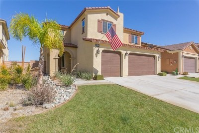 Lake Elsinore Single Family Home For Sale: 36440 Shedera Road
