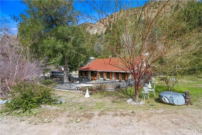 Azusa Single Family Home Active Under Contract: 23801 East Fork Road E