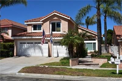 Corona Single Family Home For Sale: 1331 Casitas Circle