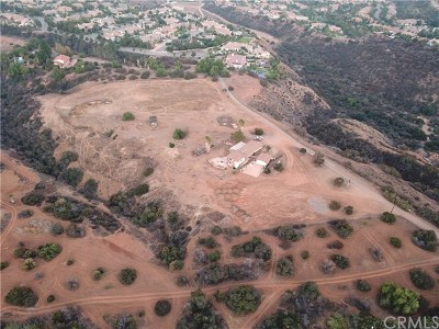 Corona Residential Lots & Land For Sale: 1421 Hidden Springs Drive
