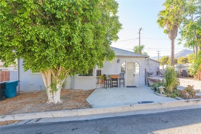 Lake Elsinore Single Family Home For Sale: 32996 Cedar Drive