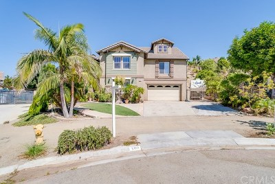 Norco Single Family Home For Sale: 189 Haflinger Road