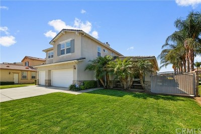 Eastvale Single Family Home For Sale: 7387 Country Fair Drive