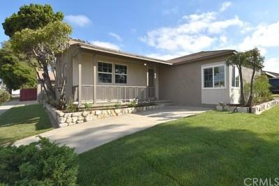 Gardena Single Family Home For Sale: 829 W 145th Street
