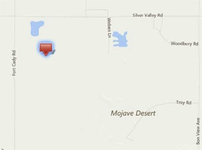 Newberry Springs Residential Lots & Land For Sale: Apn #0530-061-10-0000