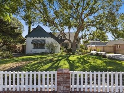 Corona Single Family Home For Sale: 224 E Kendall Street