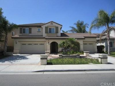 Eastvale Single Family Home For Sale: 13875 Peach Grove Lane