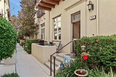 Corona Condo/Townhouse For Sale: 4449 Owens Street #102