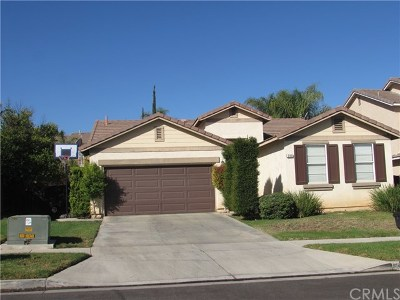 Corona Single Family Home For Sale: 3180 Windhaven Way