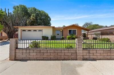 Riverside Single Family Home For Sale: 2504 Vasquez Place