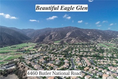 Corona Single Family Home For Sale: 4460 Butler National Road