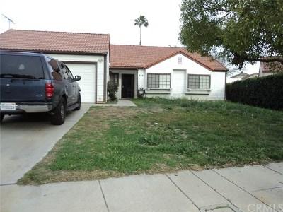 Riverside Single Family Home For Sale: 6344 Goldenrod Lane