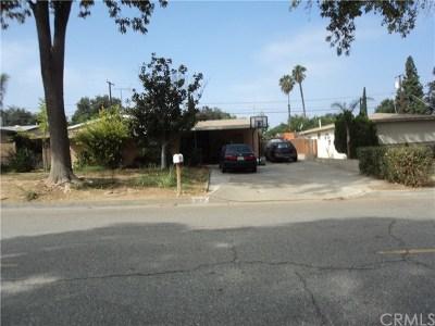 Riverside Single Family Home For Sale: 3180 Jane Street