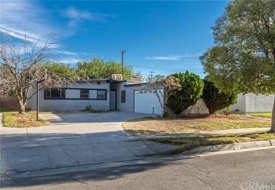 Lancaster Single Family Home For Sale: 1023 Valiant Street