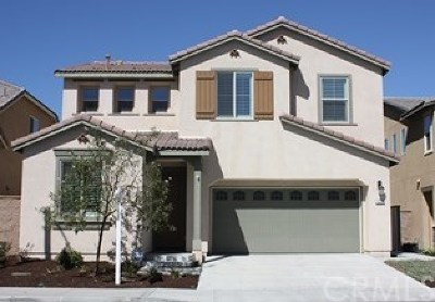 Corona Single Family Home For Sale: 11588 Valley Oak Lane