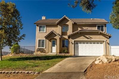 Lake Elsinore Single Family Home For Sale: 16503 Stevens Avenue