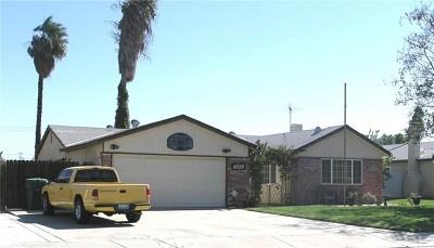 Riverside Single Family Home For Sale: 6028 Vanessa Street