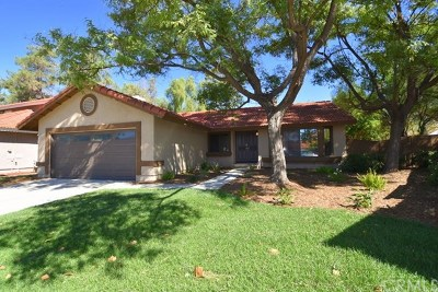 Moreno Valley Single Family Home For Sale: 23991 Redbark Drive