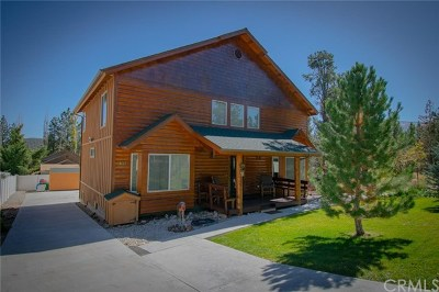 Big Bear Single Family Home For Sale: 296 Lofty View Drive
