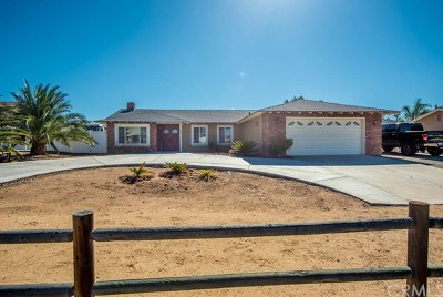 Norco Single Family Home For Sale: 2990 Norco Drive