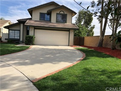Rancho Cucamonga Single Family Home For Sale: 7089 Del Mar Court