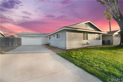 Corona Single Family Home For Sale: 1079 Normandy