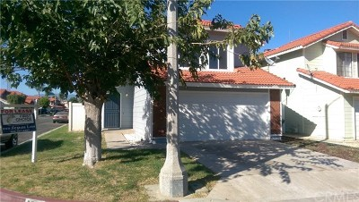 Colton Single Family Home For Sale: 1895 Runaway Circle