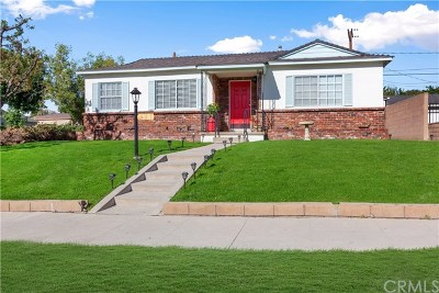 Burbank Single Family Home For Sale: 621 Price Drive