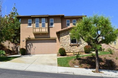 Chino Hills Single Family Home For Sale: 5064 Glenview Street