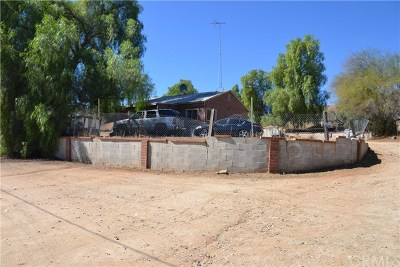 Perris Single Family Home For Sale: 26535 State Highway 74
