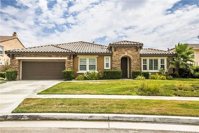 Corona Single Family Home For Sale: 3285 Clearing Circle